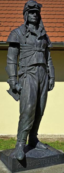 Staatslenker und Philosoph: Tomás Masaryk in seinem Museum in Hodonín (oben)  | Foto: Franz Lerchenmüller