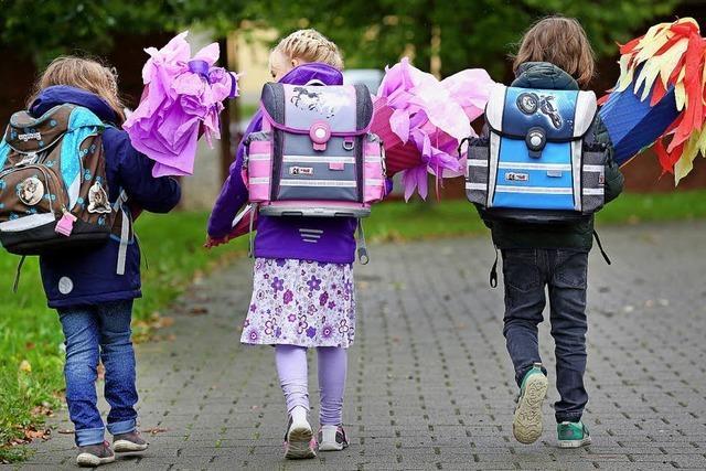 Grundschulen sind ausreichend versorgt