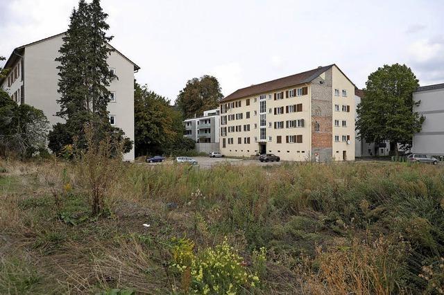 Neue Wohnungen in Zentrumsnähe