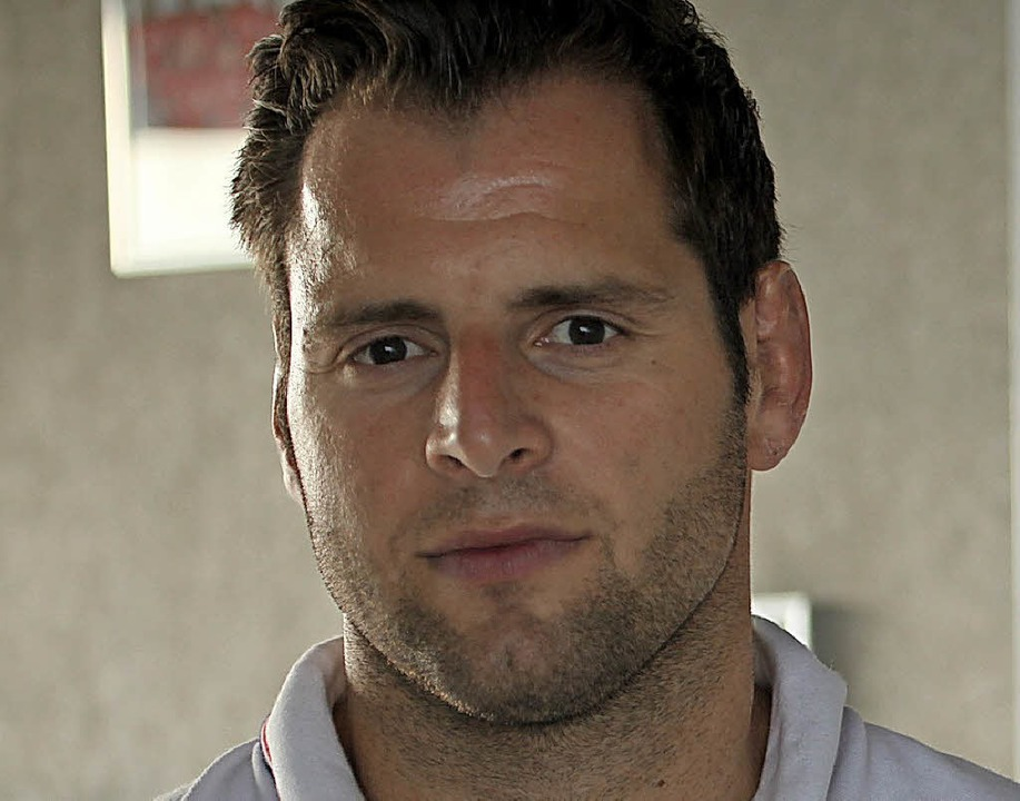 Adelhausen-Coach Philipp   | Foto: Rogowski