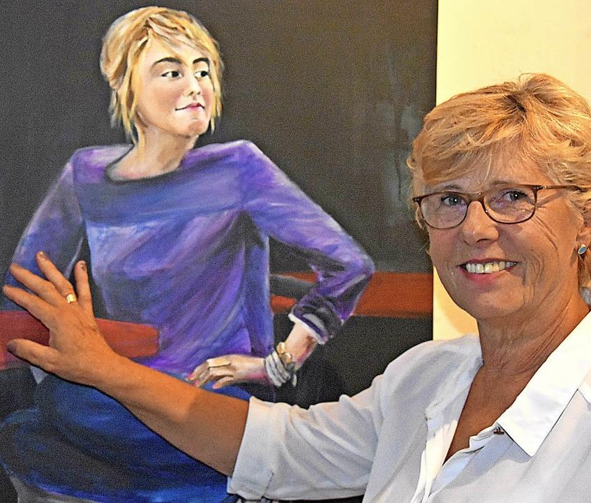 Karin Uhlenbruck   | Foto: Andrea Steinhart