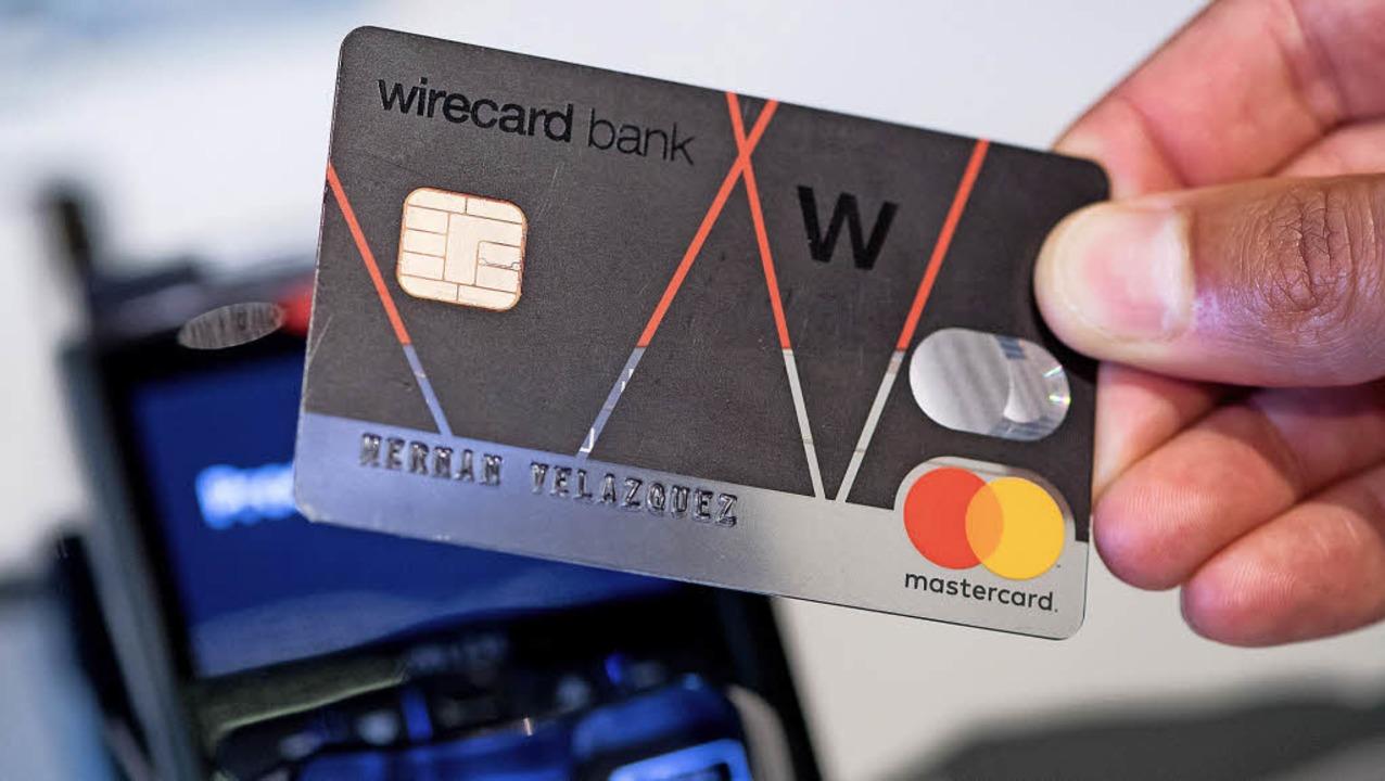 Wirecard steckt hinter vielen Zahlungen, die bargeldlos getätigt werden.   | Foto: DPA