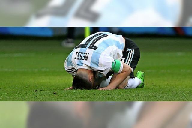 Neustart ohne Messi