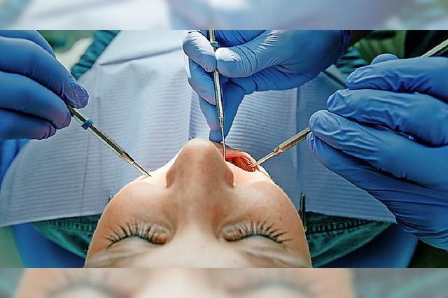 34 000 Euro für unbrauchbare Implantate