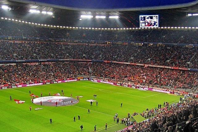 Freuen Sie sich auf das Bundesligaspiel FC Bayern München gegen SC Freiburg in der Allianz-Arena und auf viele weitere Erlebnisse!