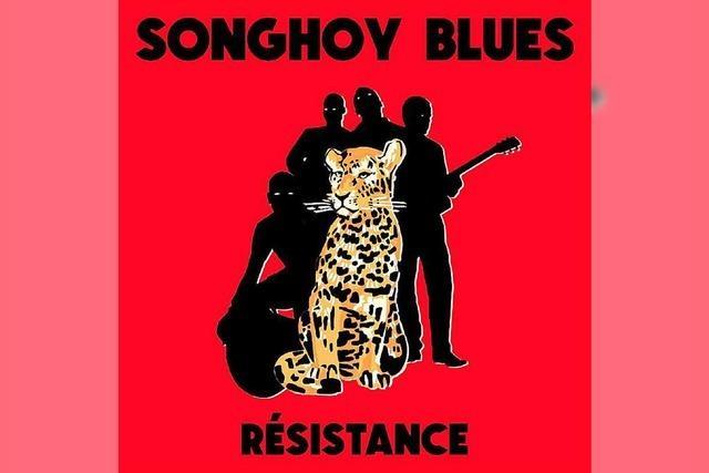 Songhoy Blues: Die Verschiebung in Richtung Rock