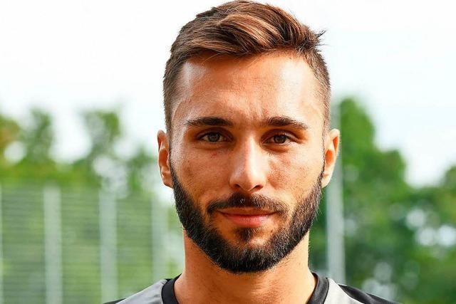 Fabian Schleusener: Ein Gundelfinger stürmt für den SV Sandhausen