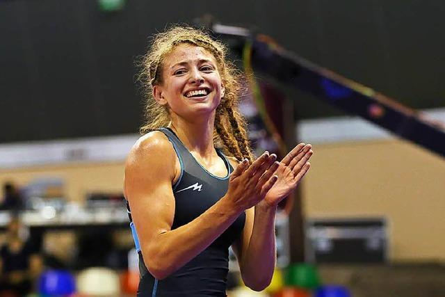 Rheinfelden: Ringerin Elena Brugger holt Gold
