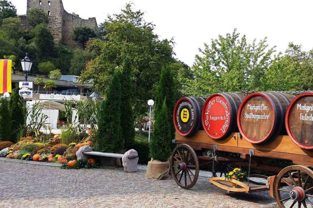 Badenweiler feiert am Wochenende das Musik- und Weinfest.  | Foto: BTT