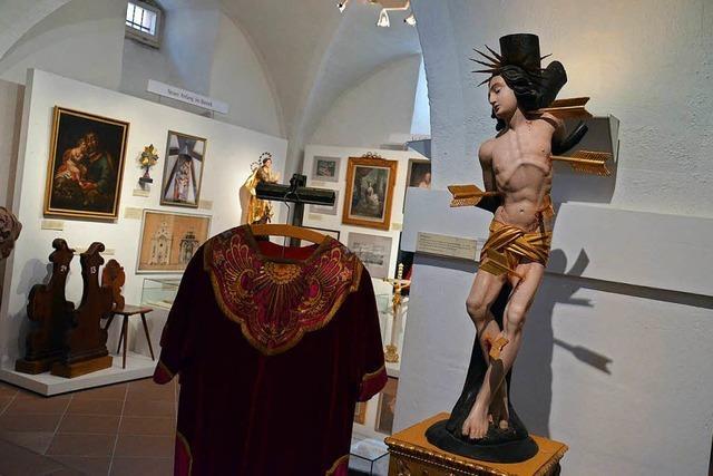 Ausstellung widmet sich der Kirchengeschichte