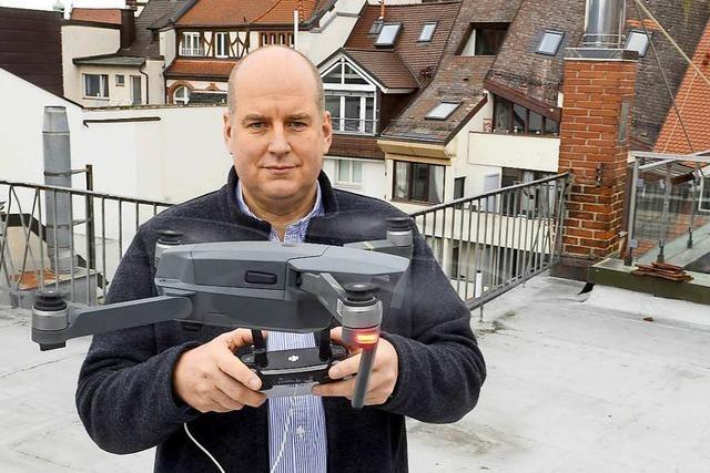 Das müssen Hobbyflieger beachten, wenn sie mit einer Drohne filmen