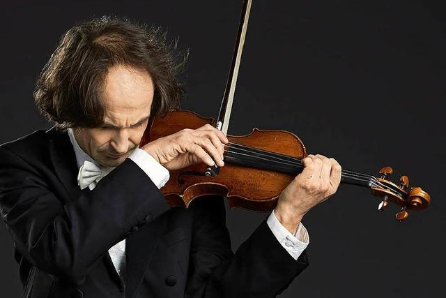 Sebastian Breuninger ist Konzertmeister im Leipziger Gewandhaus – und kommt aus Schweighausen