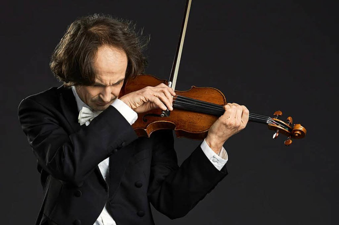 Sebastian Breuninger ist seit 2001 Konzertmeister in Leipzig.  | Foto: Jens Gerber