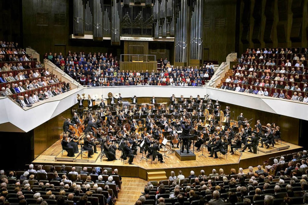 Das Gewandhausorchester gilt als das g...weltweit und hat eine lange Tradition.  | Foto: JENS GERBER