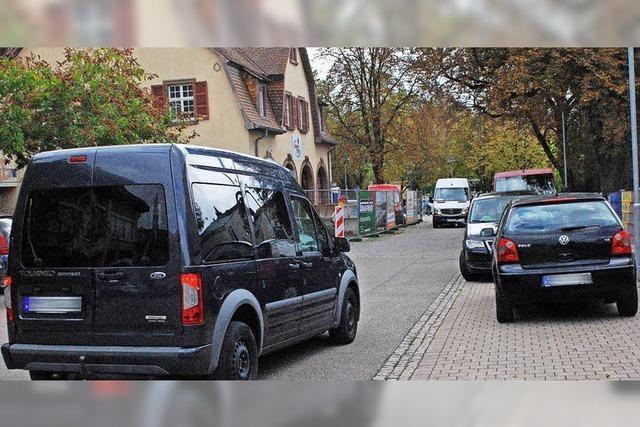 Einbahnstraßen sollen Verkehr reduzieren