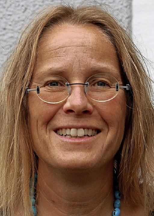Pfarrerin Malter     Foto: Späth