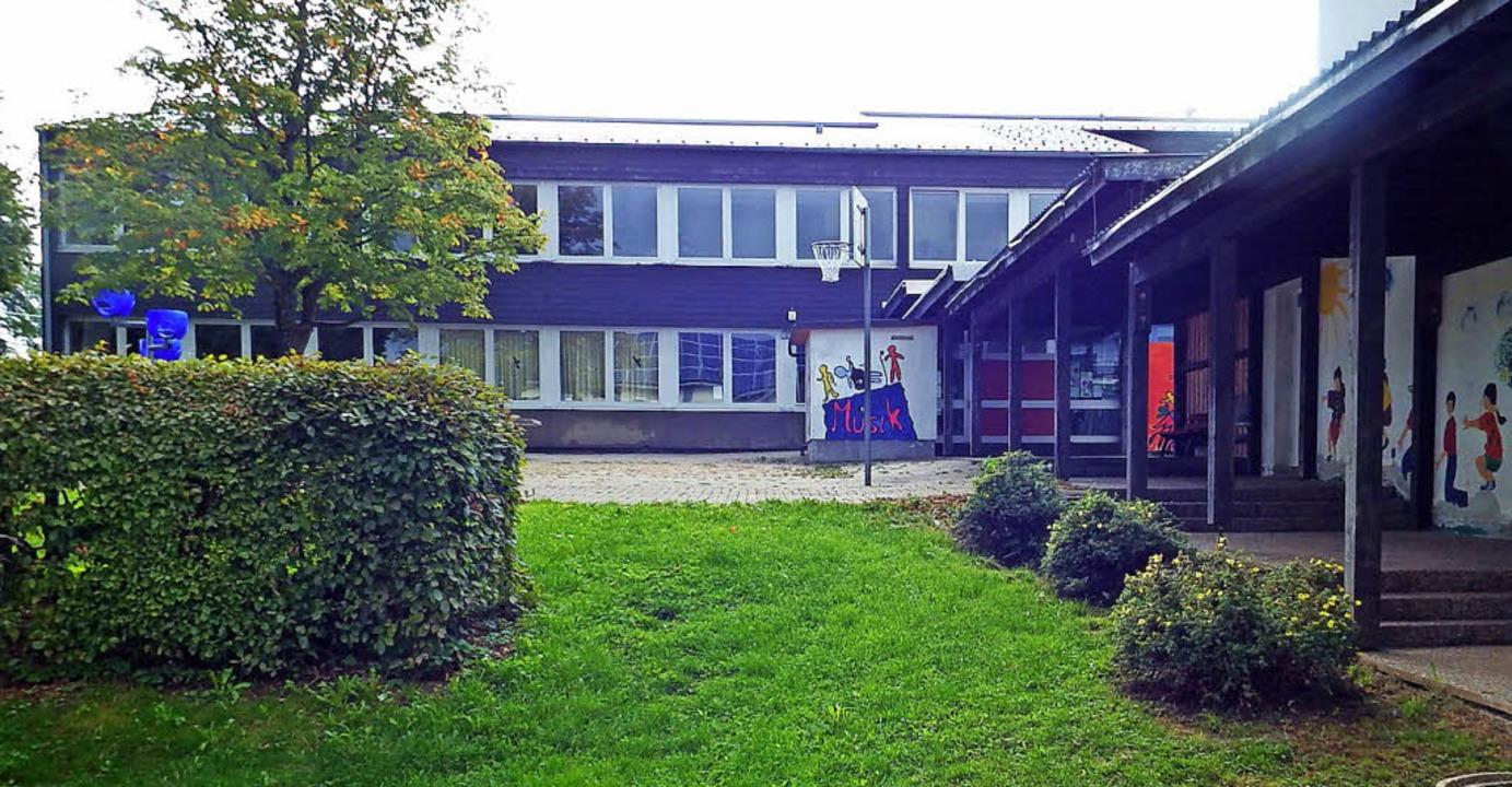 Mit guter Lehrerversorgung beginnt am ...e Realisierung  des geplanten Anbaus.   | Foto: Wolfgang Adam