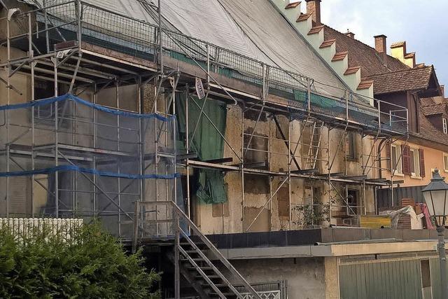 Neue Chance für altes Gebäude