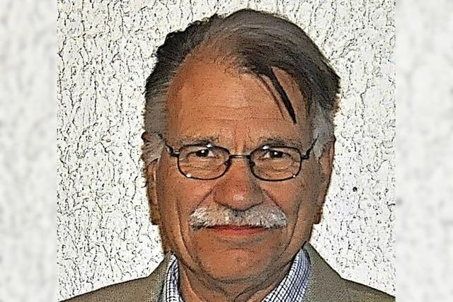Werner Haerdle hat die Gemeinde Gundelfingen geprägt