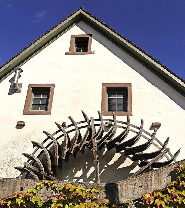 Die Volkshochschule Umkirch nutzt auch...ise für Workshops und eine Weinprobe.   | Foto: Karin Wortelkamp