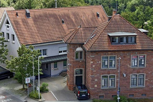 Polizei plant Neubau bei Feuerwache