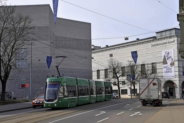 Mehr Geld fürs Basler Kunstmuseum