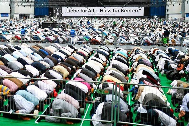 Islamische Reformbewegung trifft sich in Karlsruhe und wirbt für Austausch der Religionen