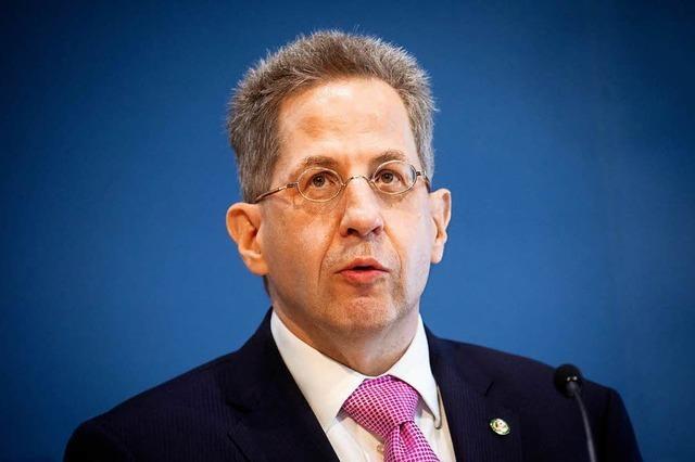 Verfassungsschutz-Chef Maaßen wird zum politischen Zündler