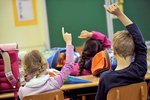 Bei der Lehrerversorgung im Kreis Lörrach besteht kein Notstand