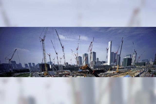 Tokio 2020 kommt voran