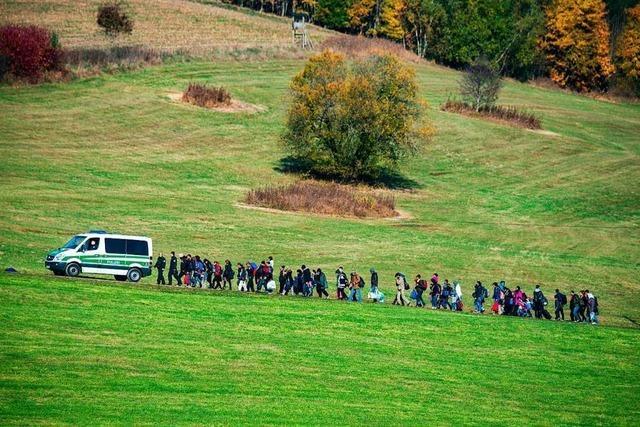 Vier Südbadener, vier Meinungen: ein Streitgespräch über Flucht und Migration