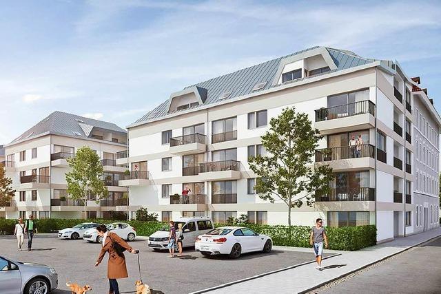 Das Bauprojekt in der Schillerstraße in Rheinfelden wird kommen
