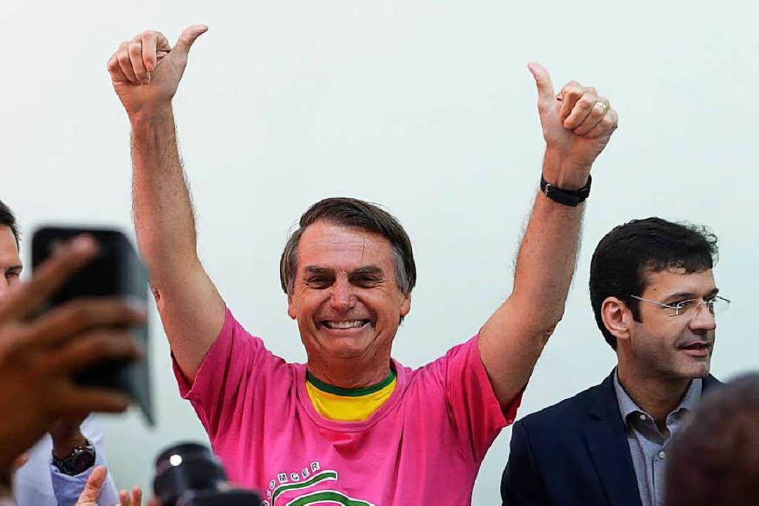 Jair Messias Bolsonaro  | Foto: DPA