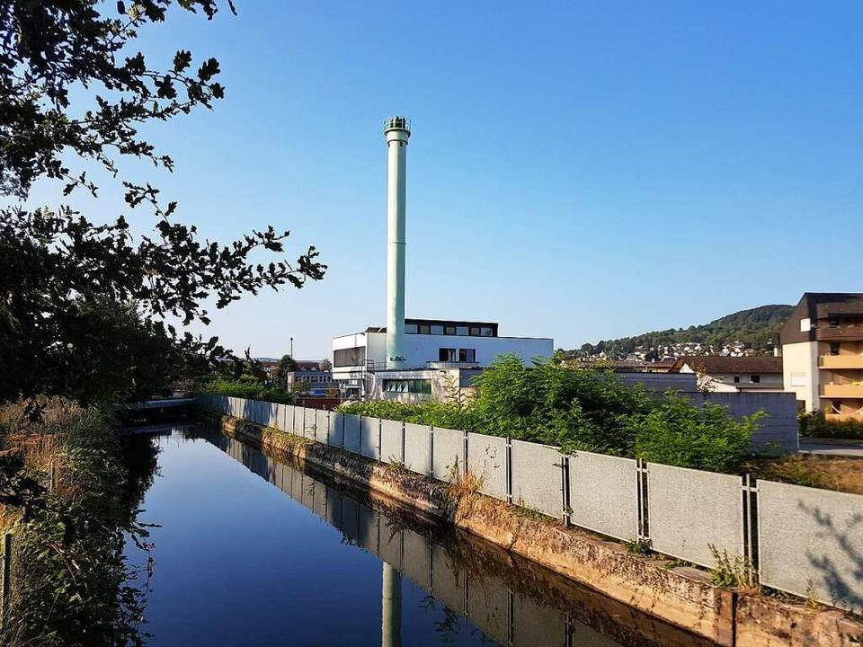 Das Blockheizkraftwerk an der Wölblinstraße wird mit Hackschnitzeln betrieben.    Foto: Ratio Neue Energie