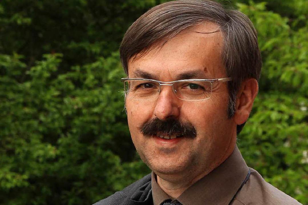 Wittlingens Bürgermeister Michael Herr.    Foto: Privat