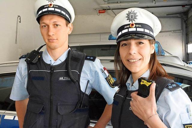 Die Bodycams für die Weiler Polizei lassen auf sich warten