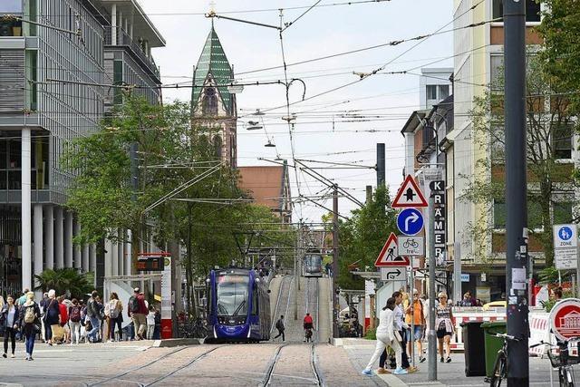 Mehrere Unfälle - Fehlen an der Bertoldstraße Schilder?