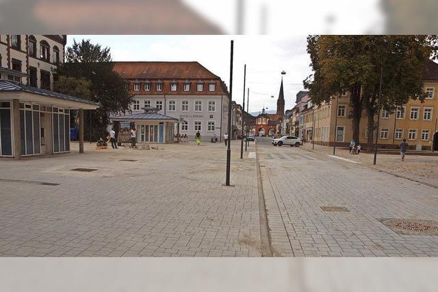 Karl-Friedrich-Straße wird morgen wieder geöffnet