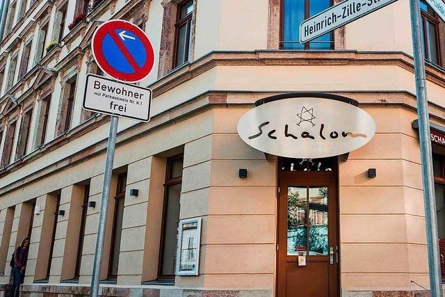 Bestürzung über Angriff auf jüdisches Restaurant in Chemnitz