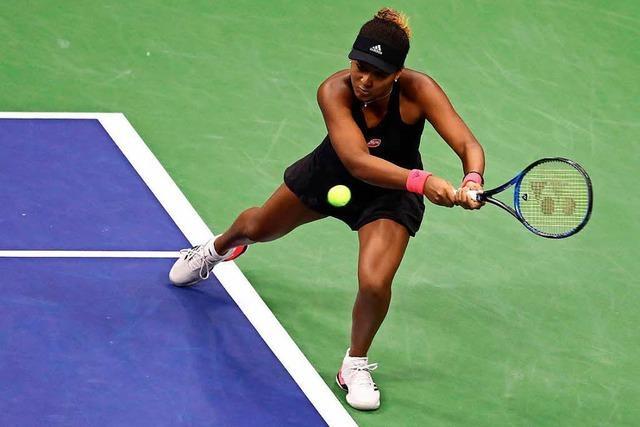 Osaka gewinnt US-Open-Finale - Williams sorgt für Eklat