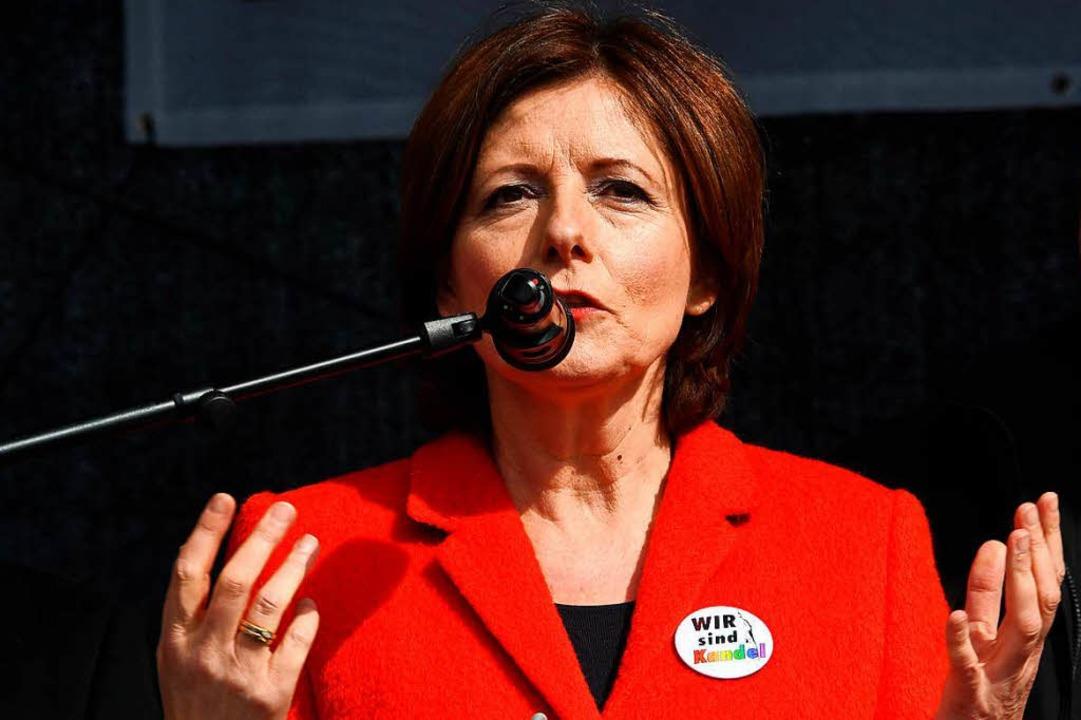 Malu Dreyer (SPD)  | Foto: dpa