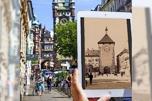 Digi-Tour durch die Altstadt