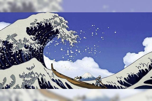 Miss Hokusai bei Asien Takes