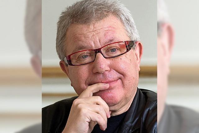 Star-Architekt Daniel Libeskind kommt nach Offenburg
