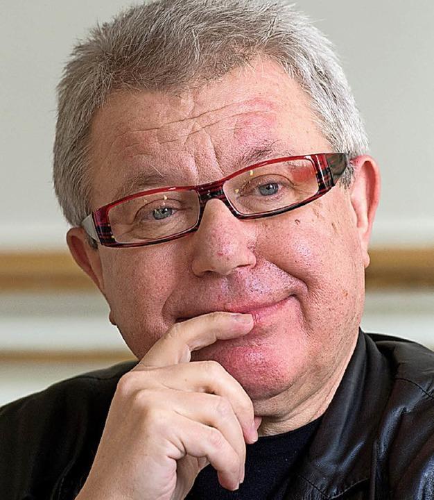 Daniel Libeskind    Foto: dpa