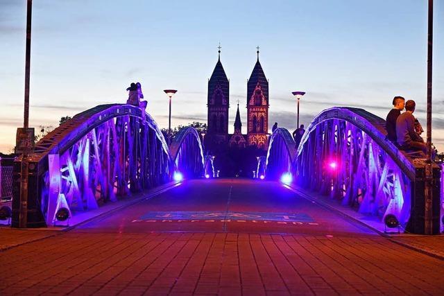 Erstmalig und einmalig in Freiburg: So war die Nacht des offenen Denkmals