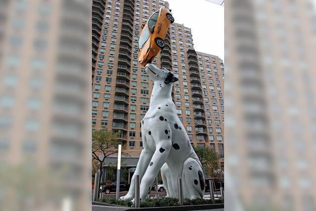 Skulptur in New York