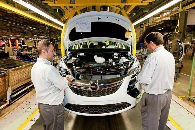 Genießen Sie einen Ausflugstag in die Automobilregion Rhein-Main mit Führung in der Klassikstadt Frankfurt und einer Opel-Werksführung