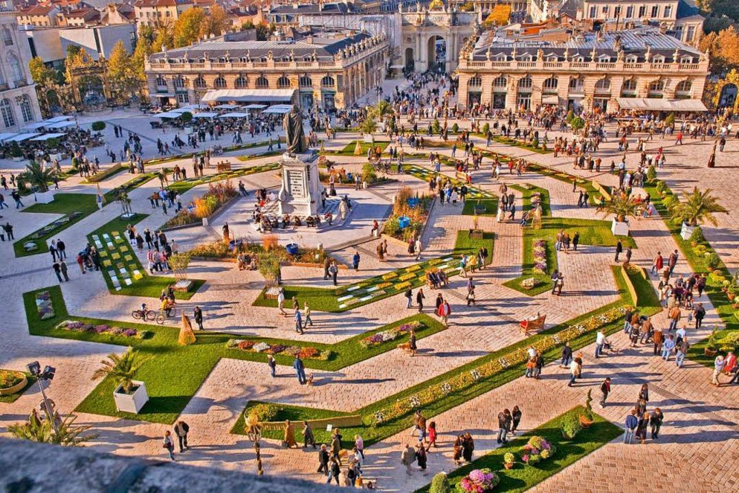Stimmungsvolles Herz der Stadt: Place Stanislas in Nancy   | Foto: Atout France, Michel Angot