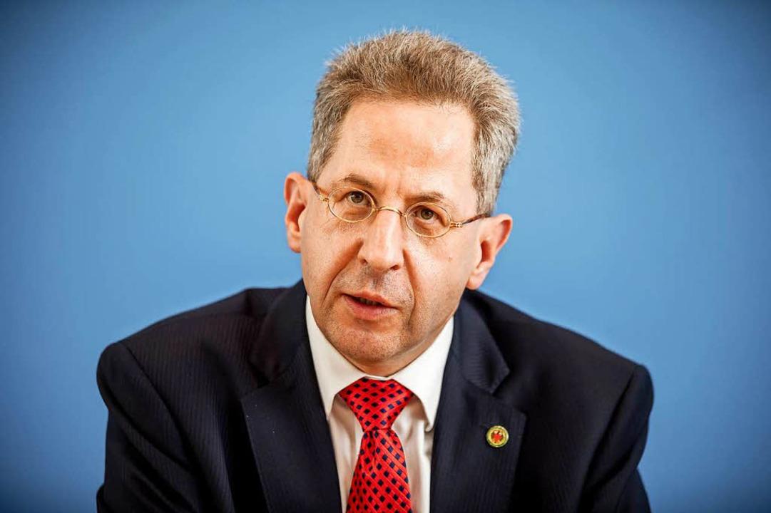 Hans-Georg Maaßen  | Foto: dpa
